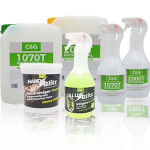 Clean & Green Products