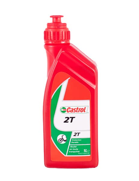 Castrol 2T - Tweetaktolie - 1 Liter