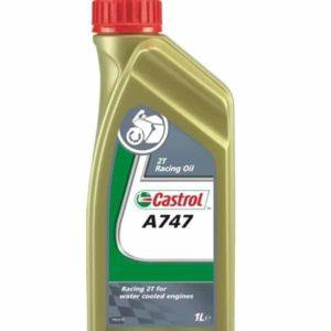 Castrol A 747 Motorolie - Tweetaktolie - 1 Liter