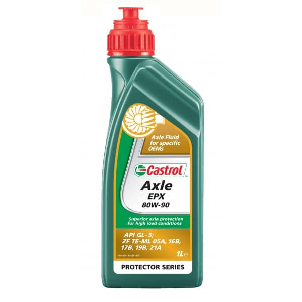 Castrol Axle EPX 80W90 - Transmissieolie - 1 Liter