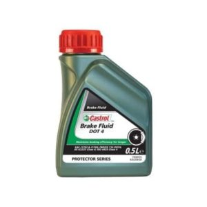 Castrol Brake Fluid DOT 4 - Remvloeistof - 0.5 Liter