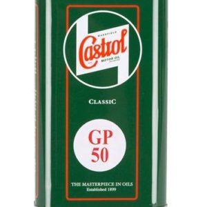 Castrol Classic Motoroil GP SAE 50 - Motorolie - 1 Liter
