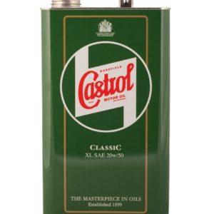 Castrol Classic XL 20W50 - Motorolie - 5 Liter