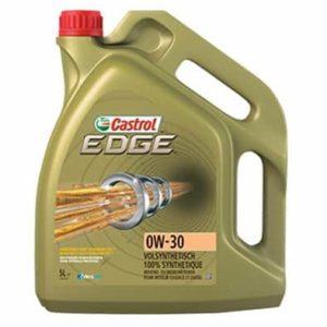 Castrol Edge Motorolie - 0W30 Titanium FST - 5 Liter