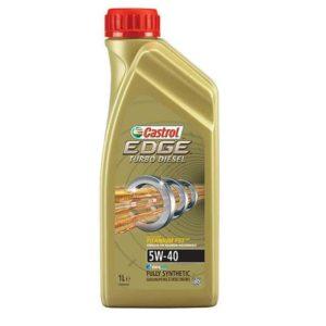 Castrol Edge Turbo Diesel Motorolie - 5W40 FST - 1 Liter