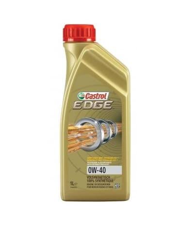 Castrol Edge (voorheen Edge Sport) Motorolie - 0W40 Titanium FST - 1 Liter