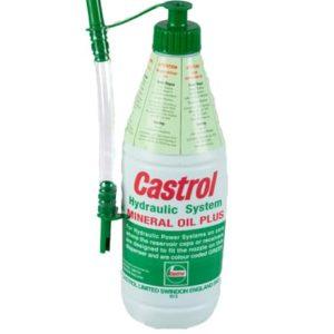 Castrol Hydraulic System Mineral Oil Plus (HSMO Rolls Royce) - Hydrauliekolie - 500mL