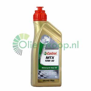 Castrol MTX 10W40 - Transmissieolie - 1 Liter
