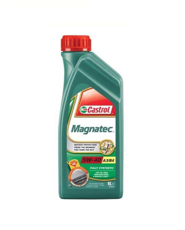 Castrol Magnatec 5W40 A3/B4 - Motorolie - 1 Liter