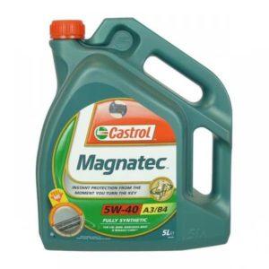 Castrol Magnatec 5W40 A3/B4 - Motorolie - 5 Liter
