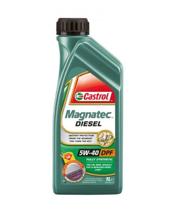 Castrol Magnatec Diesel Motorolie (voorheen B4) - 5W40 DPF - 1 Liter