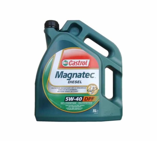 Castrol Magnatec Diesel (voorheen B4) Motorolie - 5W40 DPF - 5 Liter