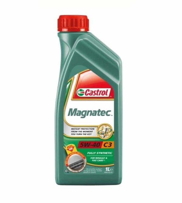Castrol Magnatec Motorolie - 5W40 C3 - 1 Liter