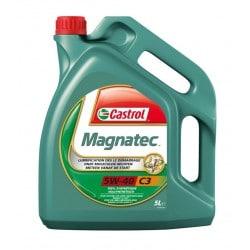 Castrol Magnatec Motorolie - 5W40 C3 - 5 Liter