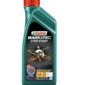 Castrol Magnatec Stop Start Motorolie (voorheen Magnatec 5W30 A5) - 5W30 A5 - 1 Liter