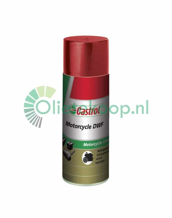 Castrol Motorcycle DWF - Smeermiddel - 400 ml. Spuitbus