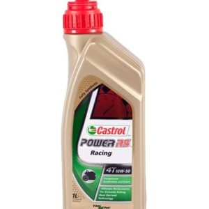 Castrol Power RS Racing 4T 10W50 - Motorolie - 1 Liter