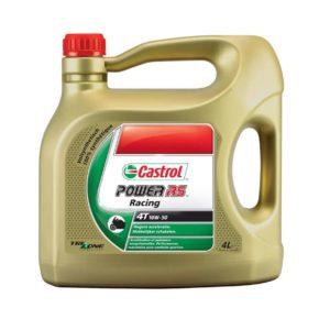 Castrol Power RS Racing 4T 10W50 - Motorolie - 4 Liter