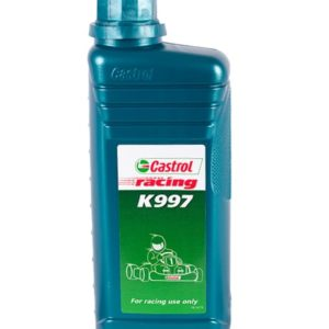 Castrol Racing K997 (race/karting) - Tweetaktolie - 1 Liter