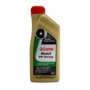 Castrol React SRF Racing (Remvloeistof /Brake Fluid) - Remvloeistof - 1 Liter