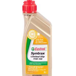 Castrol Syntrax Limited Slip (SAF XJ) 75W140 - Transmissieolie - 1 Liter