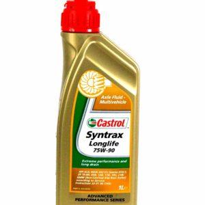 Castrol Syntrax Longlife 75W90 - Transmissieolie - 1 Liter