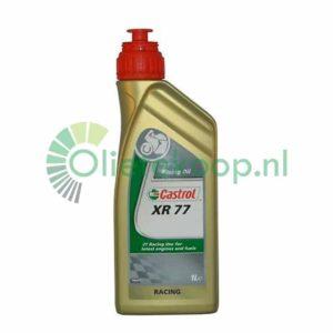 Castrol XR77 Tweetaktolie 2T Racing - Motorolie - 1 Liter