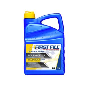 First Fill Ultimate Power PCT (Fully Synthetic) - 5W30 C2 - 4 liter