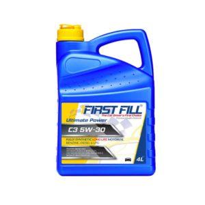 First Fill Ultimate Power (o.a. Dexos2) Motorolie - 5W30 C3 - 4 liter