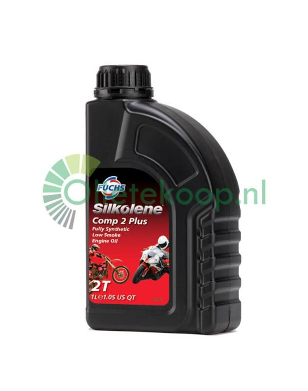 Fuchs Silkolene Comp 2 Plus - Tweetaktolie - 1 liter