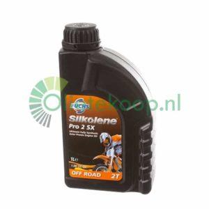 Fuchs Silkolene Pro 2 SX - Tweetaktolie - 1 Liter