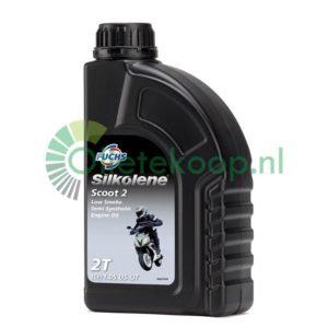Fuchs Silkolene Pro Scoot 2T - Tweetaktolie - 1 Liter