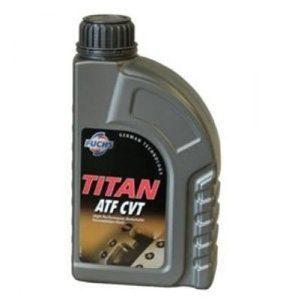 Fuchs Titan ATF CVT - Automatische Transmissievloeistof - 1 Liter