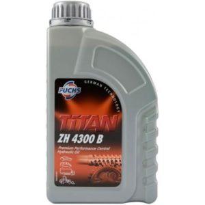 Fuchs Titan ZH 4300 B - Hydrauliekvloeistof - 1 Liter