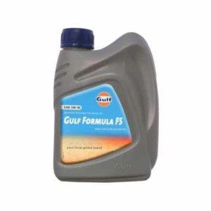 Gulf Formula FS 5W30 (o.a. Ford) - Motorolie - 1 Liter