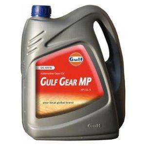 Gulf Gear MP 80W90 (€ 4.83/liter) - Transmissieolie - 4 Liter