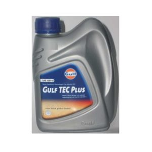 Gulf Tec Plus 10W40 A3/B4 - Motorolie - 1 Liter
