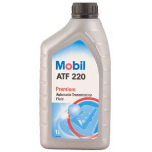 Mobil ATF 220 - Automatische transmissievloeistof - 1 Liter