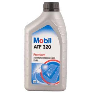 Mobil ATF 320 - Automatische Transmissievloeistof - 1 Liter