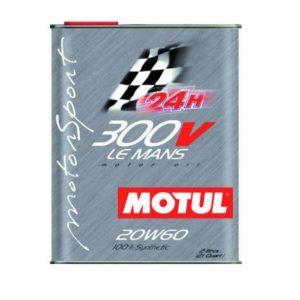 Motul 300V Le Mans 20W60 - Motorsport - 2 Liter