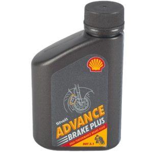 Shell Advance Brake Plus 5.1 (DOT 5.1, DOT 3, DOT 4) - Remvloeistof - 500mL