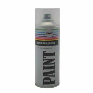 Sprayson Blanke Lak - Spuitverf - 400mL