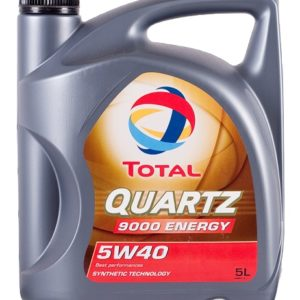TOTAL Quartz 9000 Energy 5W40 - Motorolie - 5 Liter