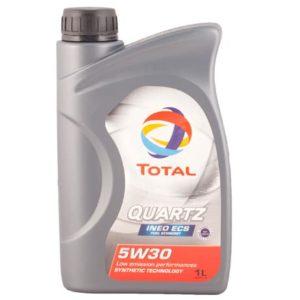 Total Quartz Ineo ECS 5W30 - Motorolie - 1 Liter