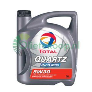 Total Quartz Ineo MC3 5W30 - Motorolie - 5 Liter