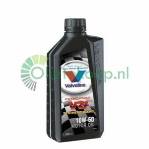 Valvoline VR1 Racing 10W60 - Motorolie - 1 Liter