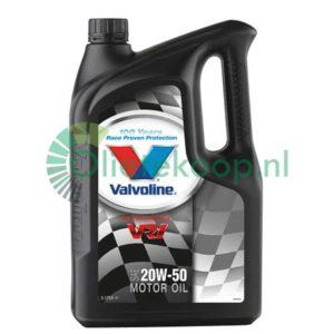 Valvoline VR1 Racing 20W50 - Motorolie - 5 Liter