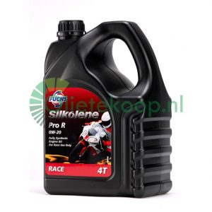 motorolie-4-liter-fuchs-silkolene-pro-r-0w-20