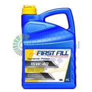 First Fill Dynamic Power 15W40 – Motorolie – 4 Liter