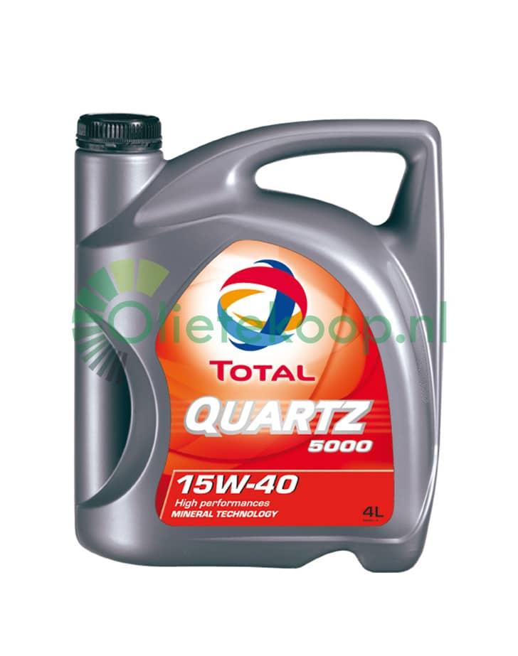 Total olie advies